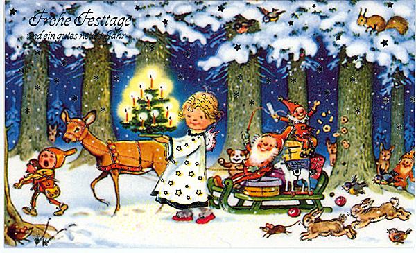 Weihnachtskarten Motive.Details Zu 100 Weihnachtskarten 14 Motive Goldener Prägedruck Grußkarten 22 11519 A
