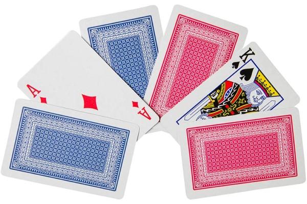 Karten Kartenspiel 54 Blatt Mau Mau Doppelkopf Schafkopf Schwimmen Poker