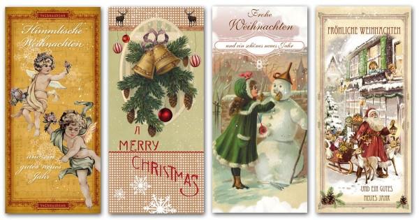 Weihnachts-Geschenkanhänger